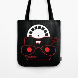 Retro view finder toy Tote Bag