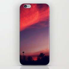 Sunrise series- Out of the darkness iPhone & iPod Skin
