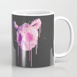 Pink Skull Coffee Mug