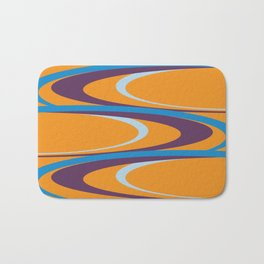 Carnival Rings Bath Mat