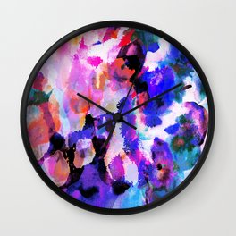 Lets Paint   Wall Clock