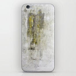 """1201 abstract two angels"" iPhone Skin"
