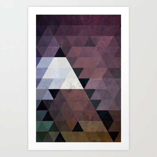 wyte^kyp Art Print