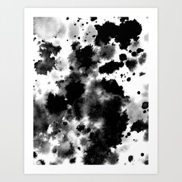 Dark Skies Art Print