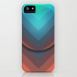 Surface To Swim iPhone Case