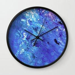 Liquid oxy  Wall Clock