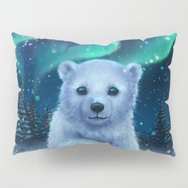 Polar Bear Pillow Sham