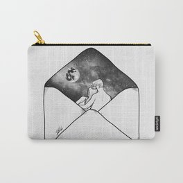 Unforgettable letter Carry-All Pouch