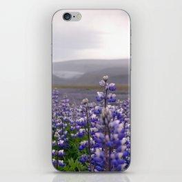Lupins. iPhone Skin
