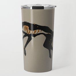 Sepia Travel Mug