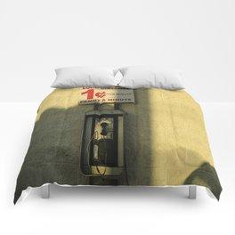 Long distance  Comforters