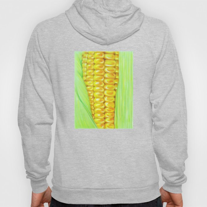 Color pencil Corn Hoody