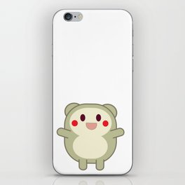 Cute Animal Critter iPhone Skin