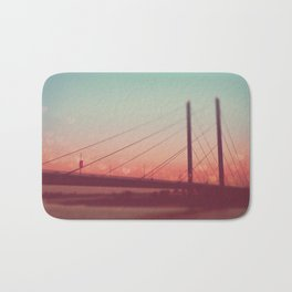 The Bridge Bath Mat