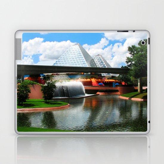 Epcot at Disney World Laptop & iPad Skin