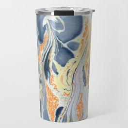Erupting Lava #abstract #sabidussi #society6 #buyartprints Travel Mug