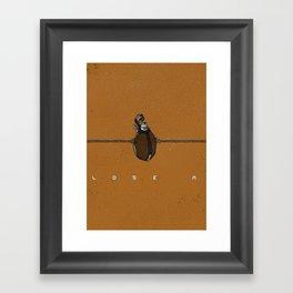 Explore - II Framed Art Print