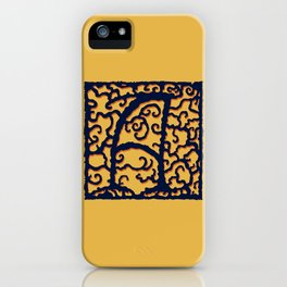 The Eclectic Letters - A iPhone Case