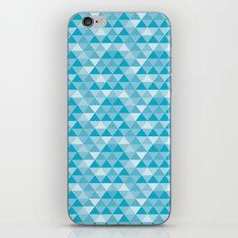 triangles 2 iPhone Skin