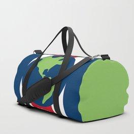 #Tribuna Costa Rica y el mundo Duffle Bag