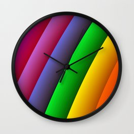 colors for your home -b- Wall Clock