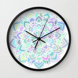 Mandala 07 Wall Clock