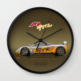 1995 McLaren F1 GTR #01R Prototype #59 Wall Clock