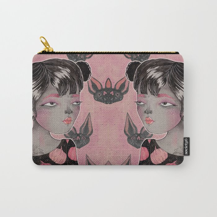 Akiko Carry-All Pouch