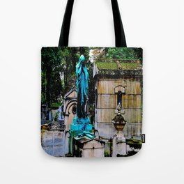 The Lady Weeps Tote Bag