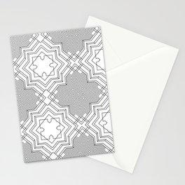 Pattern 1 Stationery Cards