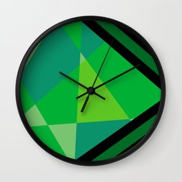 Ninja Turtle Wall Clock