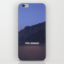 Text Me Back iPhone Skin