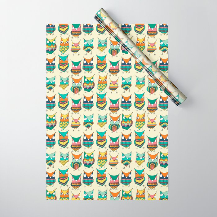 Give a hoot Wrapping Paper
