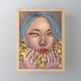 Awase Framed Mini Art Print