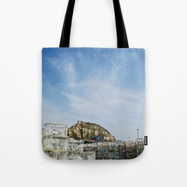 Beyond the Cages Tote Bag