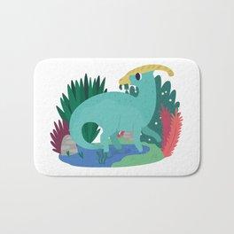 Parasaurolophus Bath Mat