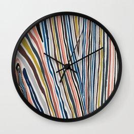 Contour 1 Wall Clock
