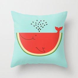 Seeds of Joy Throw Pillow