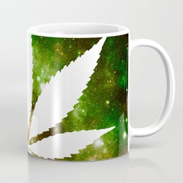 Weed : High Times Galaxy Coffee Mug