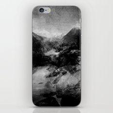 Broken Ground iPhone & iPod Skin
