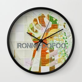 Clinch Wall Clock