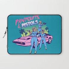 Pantsuits & Pistols Laptop Sleeve