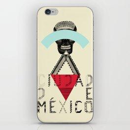 Locals Only - Ciudad de México iPhone Skin