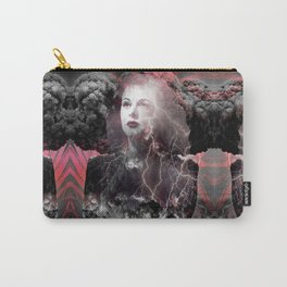 Fireworks Of The Mind Carry-All Pouch