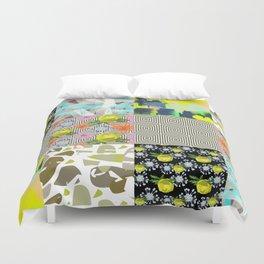 Patterns Duvet Cover