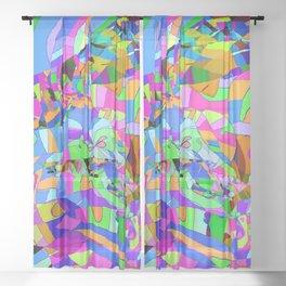 Bazaar Sheer Curtain