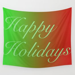 Holiday SZN Wall Tapestry