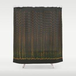 Meshy Shower Curtain