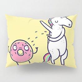 Donuts and Unicorn Pillow Sham