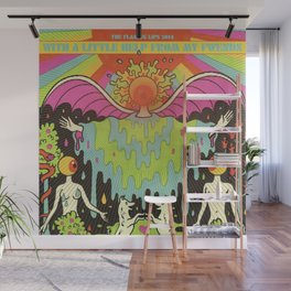The Flaming Lips - With a Little Help From My Fwends Wall Mural